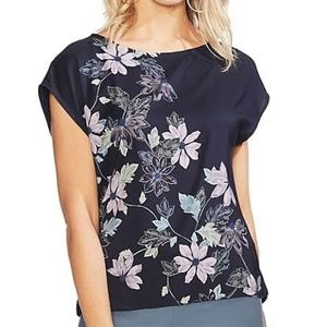 Vince Camuto Ethereal Dawn Collection Floral blue